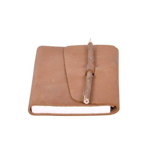 Travel Leather Journal Notebook
