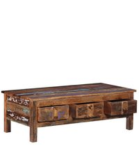 Walden Recliam wood Coffee Table