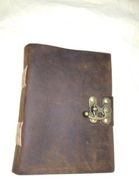 Gift for Business Leather Notebook