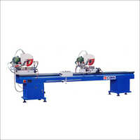 Double Mitres Saw For UPVC Windows And Doors
