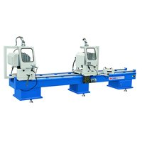 Double Mitres Saw for UPVC and Aluminium Profiles