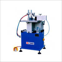 Aluminium & UPVC Window End Milling Machine