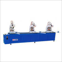 uPVC Windows And Doors Three-Head Welding Machine
