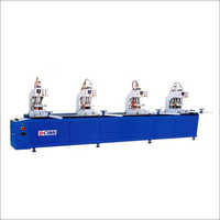 Upvc Window And Door Four-Head Welding Machine