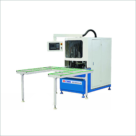 UPVC Window Cnc Corner Cleaning Machine