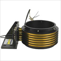 Carbon Brush Slip Rings