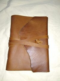 Vintage Refillable Leather Journal Notebook
