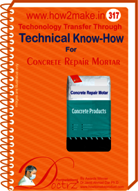 Concrete Repair Mortar (317 tnhr) Technical knowhow Report