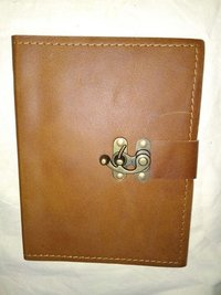Handmade Leather Traveller's Notebook Diary