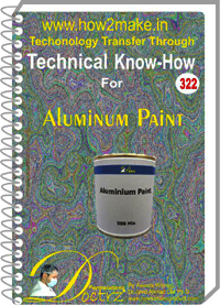 Aluminium Paint Technical Know-How Report