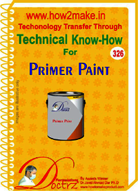 Primer Paint Technical Know how Report