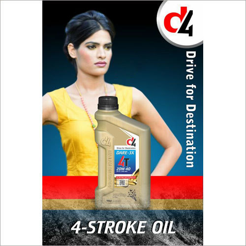 four Stroke Oil