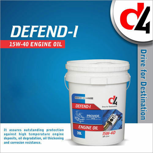 20 Ltr Engine Oil