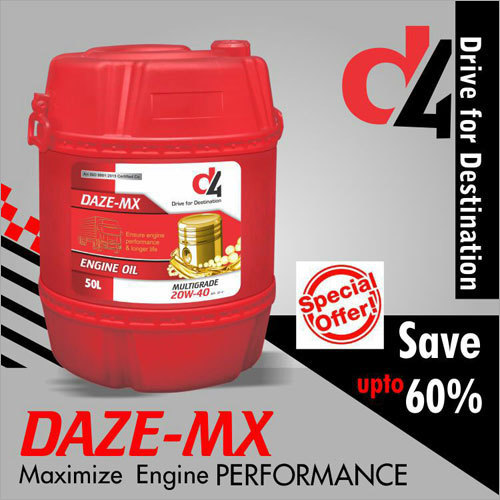 50 Ltr Engine Oil