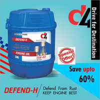50 Ltr 15w40 Engine Oil
