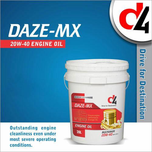 20 Ltr Multigrade Engine Oil