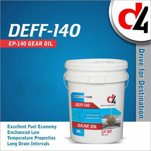 20 Ltr EP 140 Gear Oil