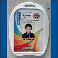 GIDS - One Side Sticky Card Holder Model -6