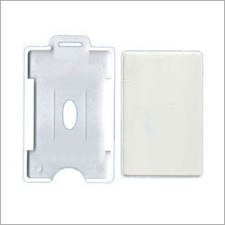 Plastic ID Card Holders
