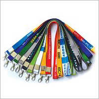 Multy Color Lanyard Printing