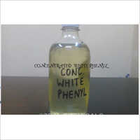 White Floor Cleaner Concentrate