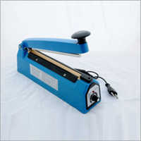 Plastic Cover Sealing Machine