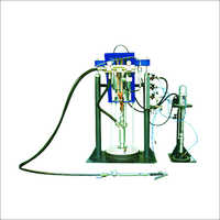 Pneumatic High Efficiency Double Group Sealant Extruding Machine
