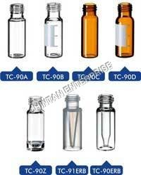 9mm Short Screw Thread Vials