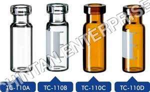 11mm Crimp Neck Vials