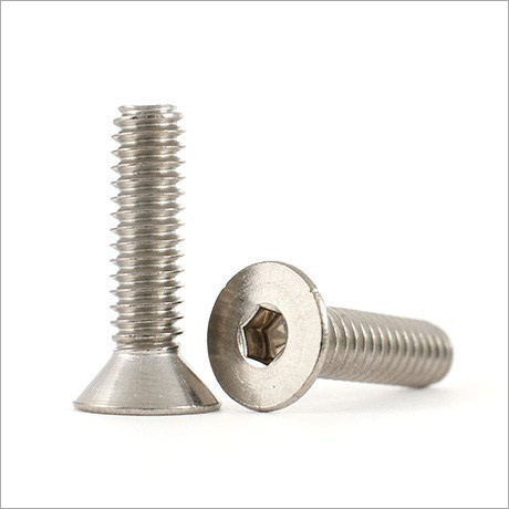 SS Flat Head Countersunk Socket Screw