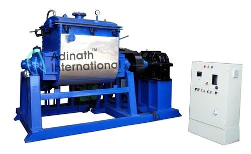 Lead Storage Battery Compound Mixer 150 Kgs, 200 Kgs, 300 Kgs, 500 Kgs & 1000 Kgs