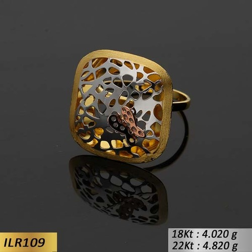 Italian Ladies Ring