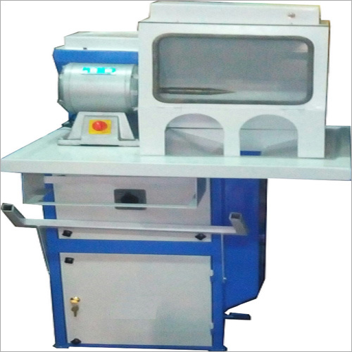 Jewelry Single Polishing Machine Dust Collector