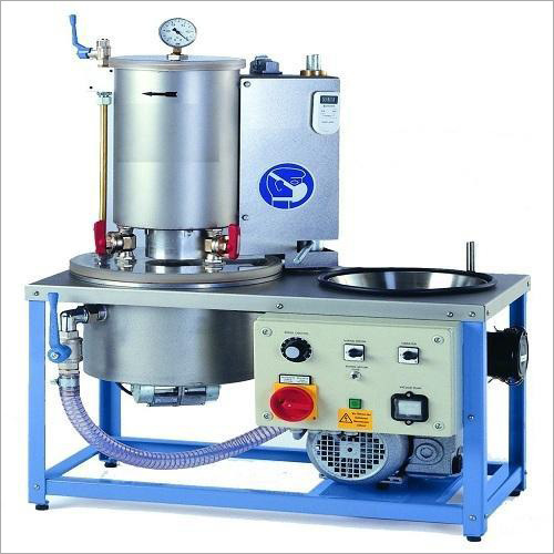 5 Flask Investment Mixing Machine