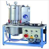 Flask Investment Mixing Machine