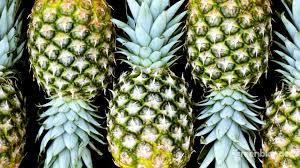 Pineapple Fruits