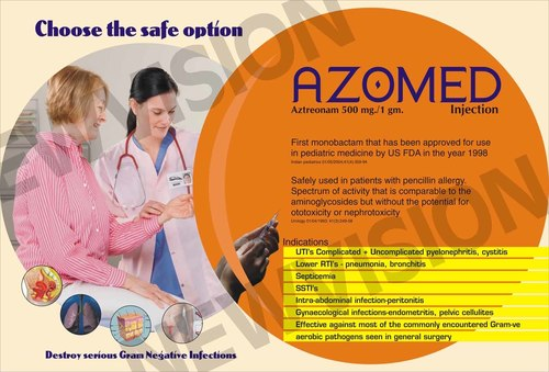Aztreonam Injection