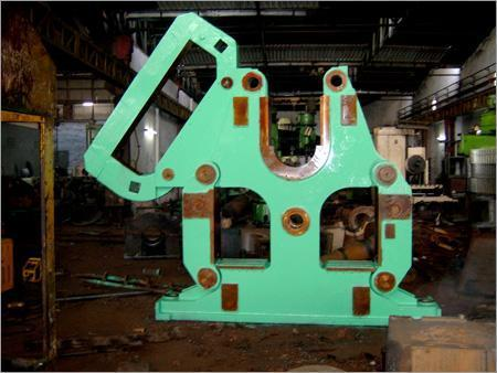 Head Stock for Mill with GRPF