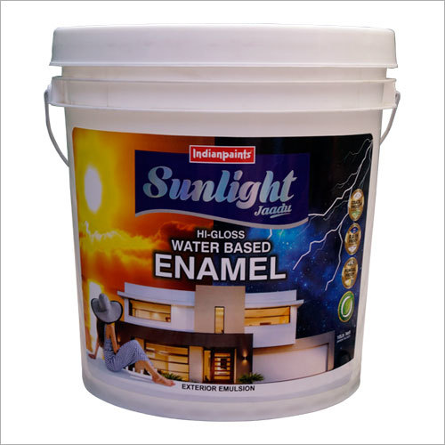 Water Based Enamel Paint