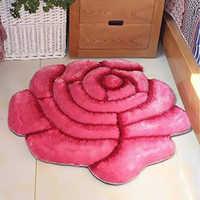 Rose Shaggy Carpet