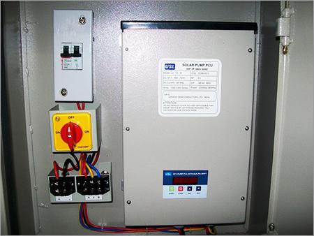 Solar Pump Drive 1 HP to 10 HP
