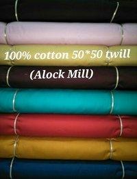 Shirting Twill Fabric (Alok Mill) 58''