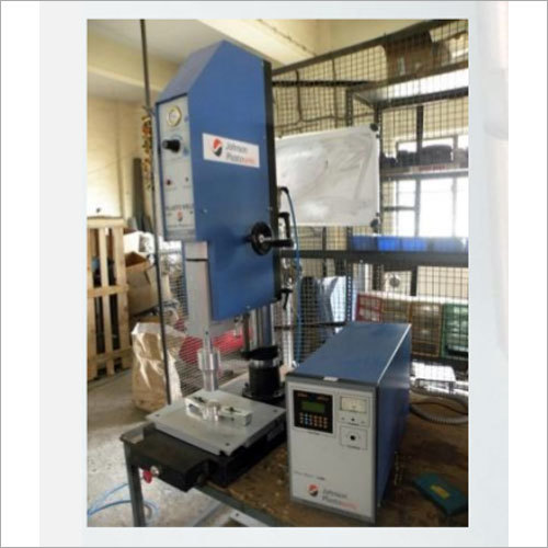 Bench Type Ultrasonic Welder