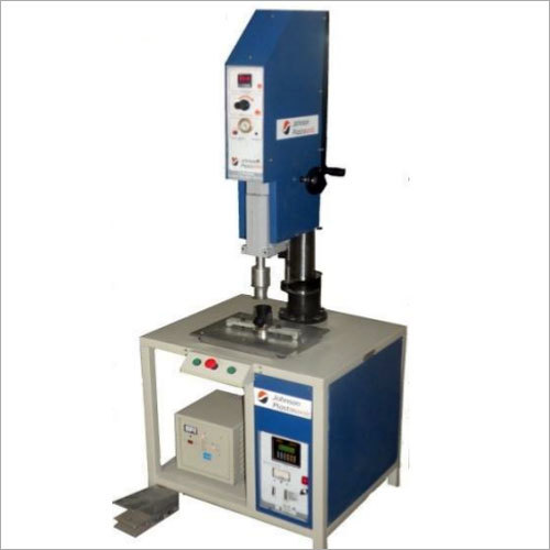 Floor Type Ultrasonic Welder