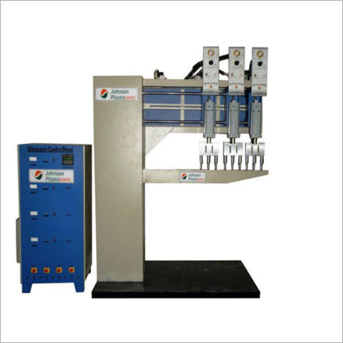 3 Head Corrugated Ultrasonic Welder