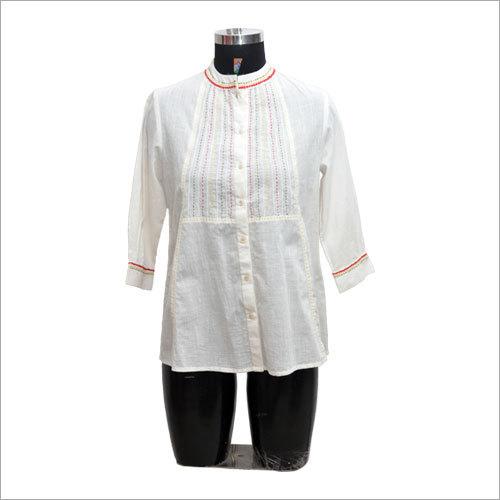 Ladies Customized Cotton Top