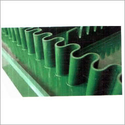 PVC Conveyor belts with side wall PVC Profiles