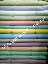 Shirting Twill Cembery Fabric 58''