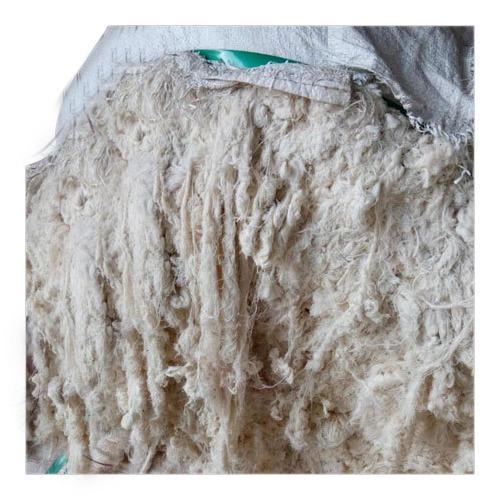 Raw Cotton Waste