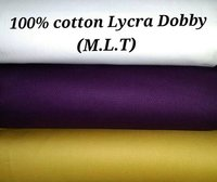 shirting Cotton Lycra Dobby (M.L.T) 58''